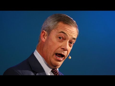 Nigel Farage: 'Boris Johnson clearly doesn't want Brexit'