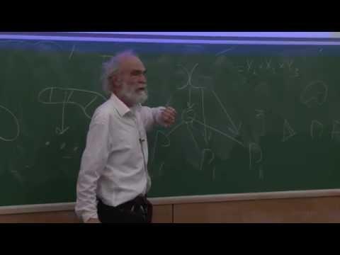Mikhael Gromov - 2/6 Probability, symmetry, linearity