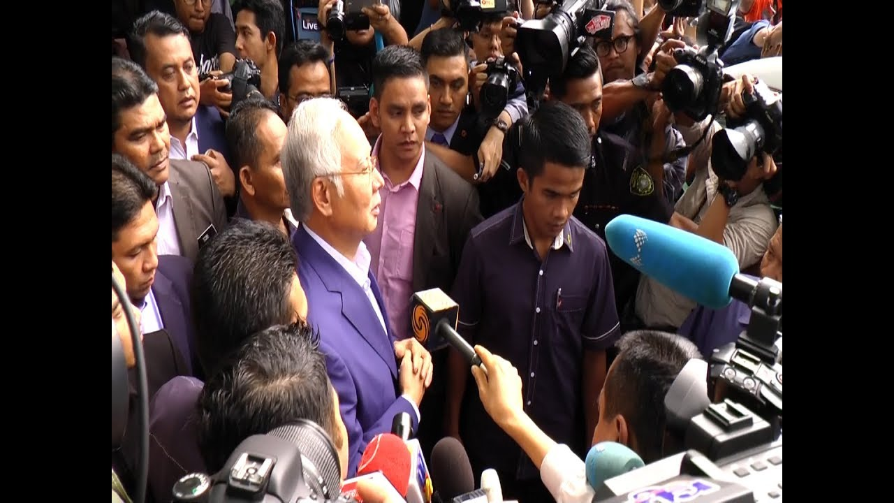 Najib to return to MACC HQ on Thursday for further questioning