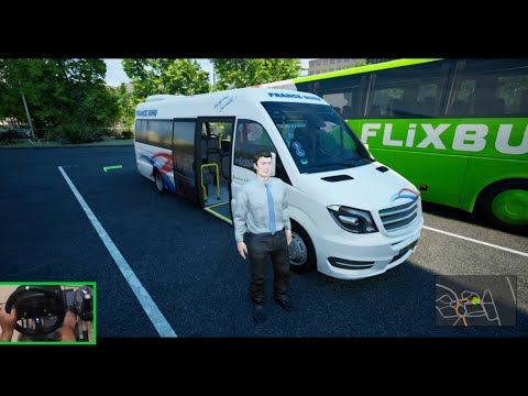 fernbus-simulator- -dlc-frança-l-mercedes-w906-(van)-l-logitech-g920-gameplay