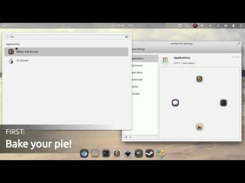 Gnome Pie 0.6.1