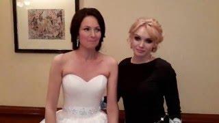 Видео отзыв невесты и ее подруги о свадьбе. Ведущая Мария Тареева 8-916-117-9146