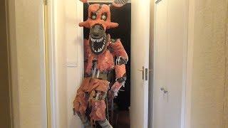 Nightmare Foxy - Real Life 6.ft Prop