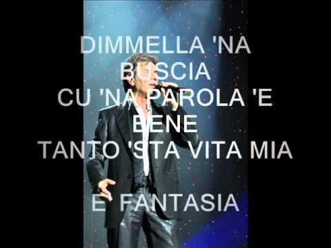 "ANTONELLO RONDI ""E' FANTASIA"" BASE con testo"