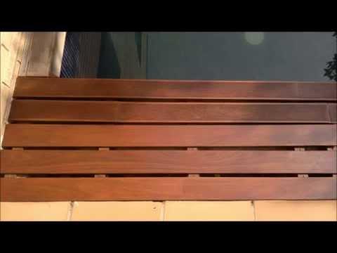 madera tropical