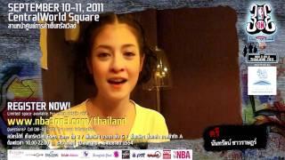NBA 3 on 3 THAILAND 2011