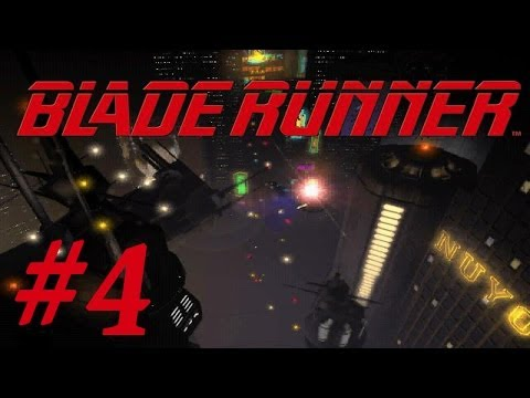 Blade Runner Walkthrough part 4