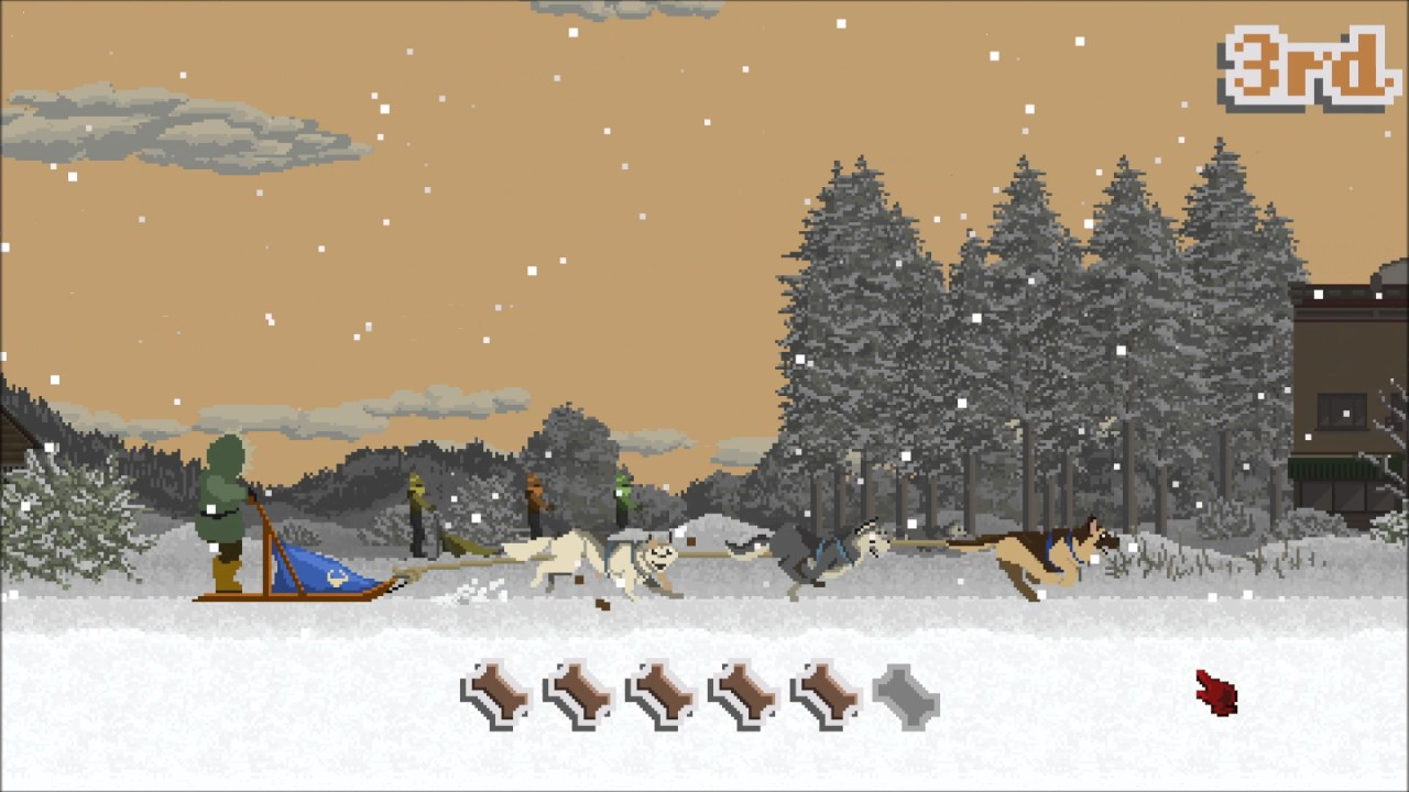 Raising Sled Dogs, episode 5: First Run! - YouTube