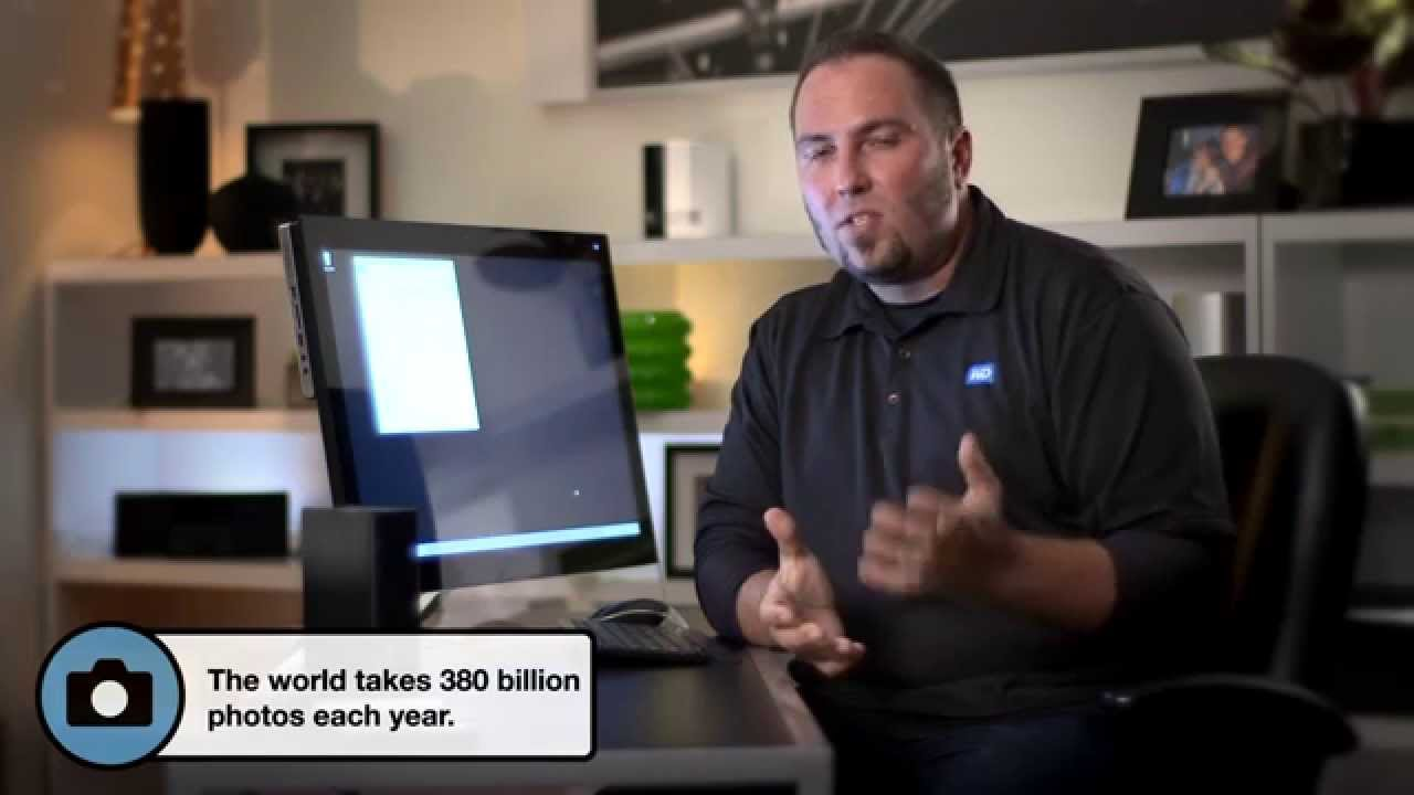How to back up a Windows computer with WD SmartWare
