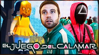 Los Juegos del Calamar en ROBLOX *Mi primera vez*