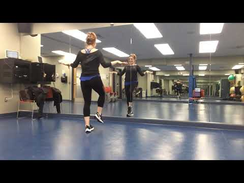 Zumba cool down Christmas Paradise by Carole King