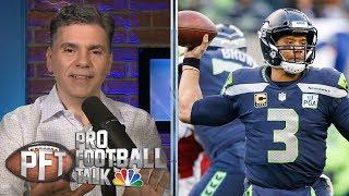 PFT Overtime: Russell Wilson on DK Metcalf, Titans' Mariota concern   Pro Football Talk   NBC Sports