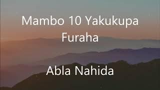 Mambo 10 Yakukupa Furaha