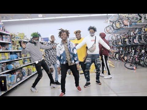 6ix 9ine - Kooda (Dance Video)   King Imprint