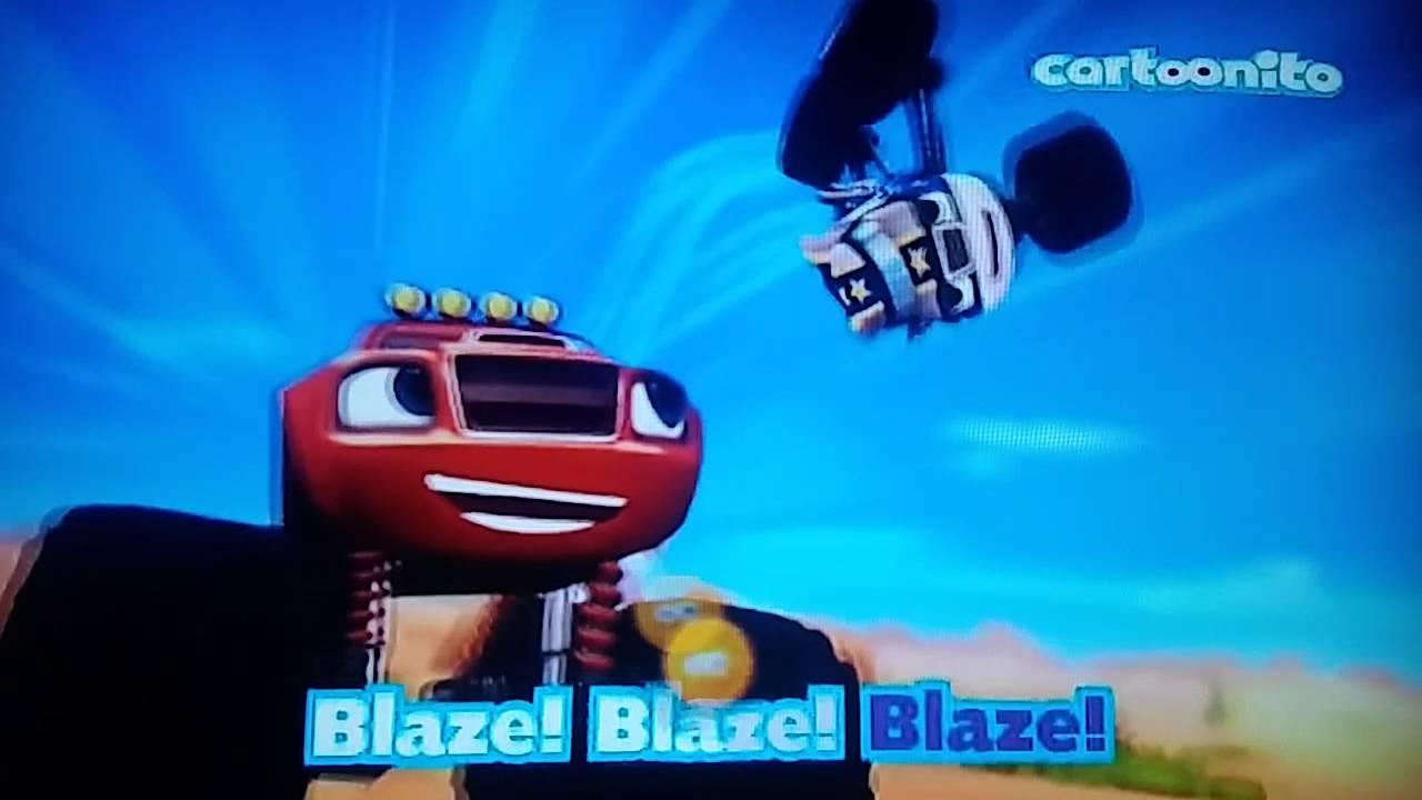 Blaze e le mega macchine sigla youtube for Blaze e le mega macchine youtube