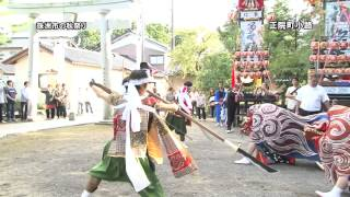 正院町小路 秋祭り (9月19日)