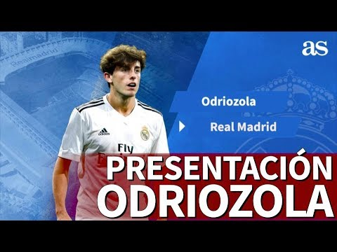Presentación de Odriozola | Nuevo fichaje del Real Madrid 2018-2019 | Diario AS thumbnail