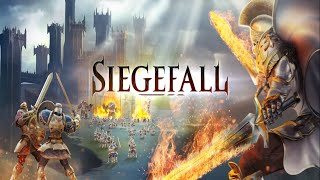 Siegefall (Gameloft)  iOS / Android Gameplay Trailer - E3 Sneak Peek