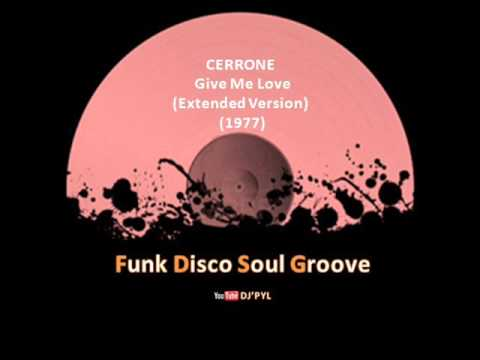 CERRONE  Give Me Love Extended Version 1977