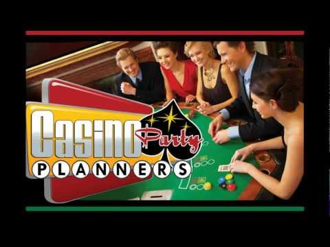 Casino Party Planners | Casino Equipment Rental | Casino Theme Night Chicago Illinois