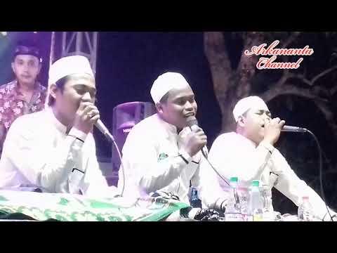 Al Kaunu Adho'a & Hayyul Hadi Voc Nurus Sifa Fatihah Indonesia Live Kuripan Babat