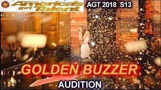 Courtney Hadwin 13 Years Old Golden Buzzer Winner Future Janis Joplin America 39 S Got Talent 2018