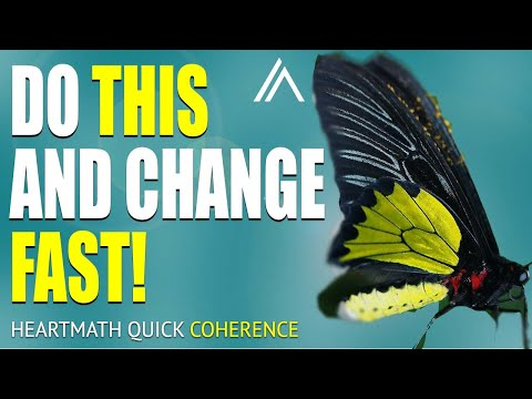 """The Quick Coherence Technique"" - Heart Math"