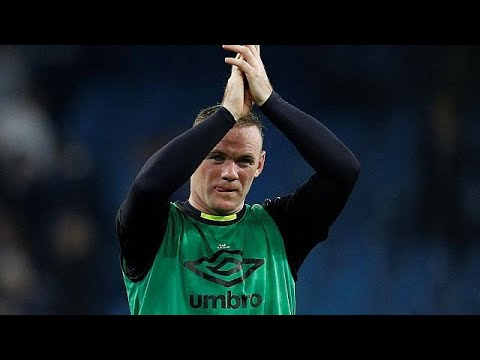 Wayne Rooney prend sa retraite internationale - sport