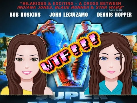 2 Girls, 1 Gaming Topic: 'WTF Movies' based off Video Games