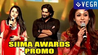 South Indian International Movie Awards (SIIMA) Promo : Dubai 2015