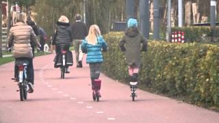 Space Scooter Step Amsterdam