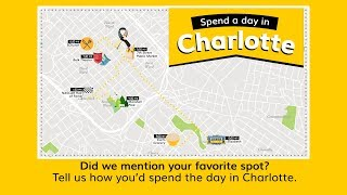 How to Spend a Day in Charlotte | Hertz thumbnail