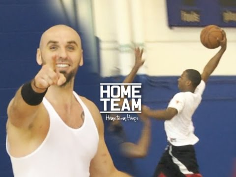 Austin Rivers, Ben Gordon, Damarcus Croaker, Marcin Gortat Put In Work At ENC