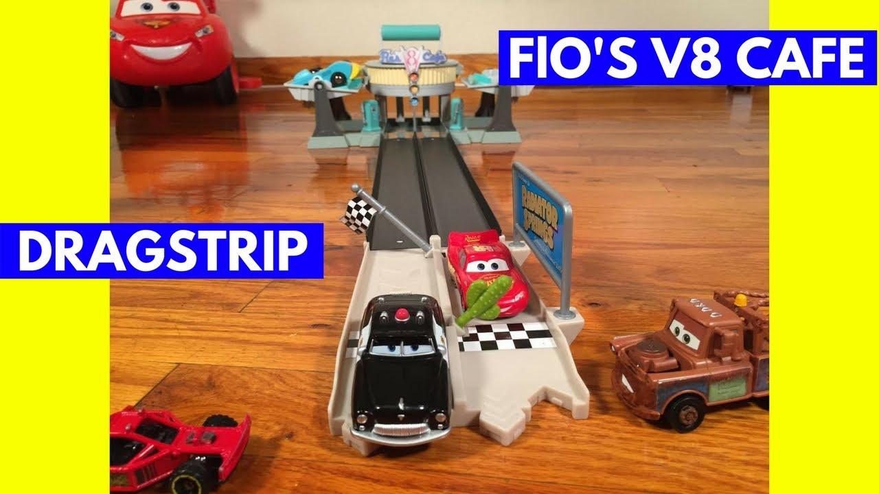 Cars  Flo S V Cafe Dragstrip