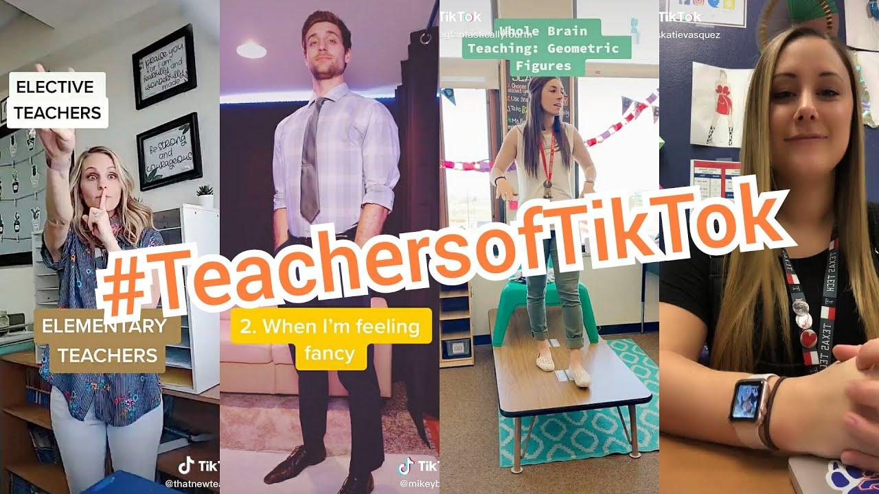 Download Crazy Teachers TikTok best of videos