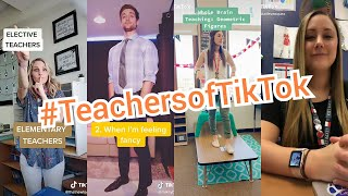 Crazy Teachers TikTok bęst of videos