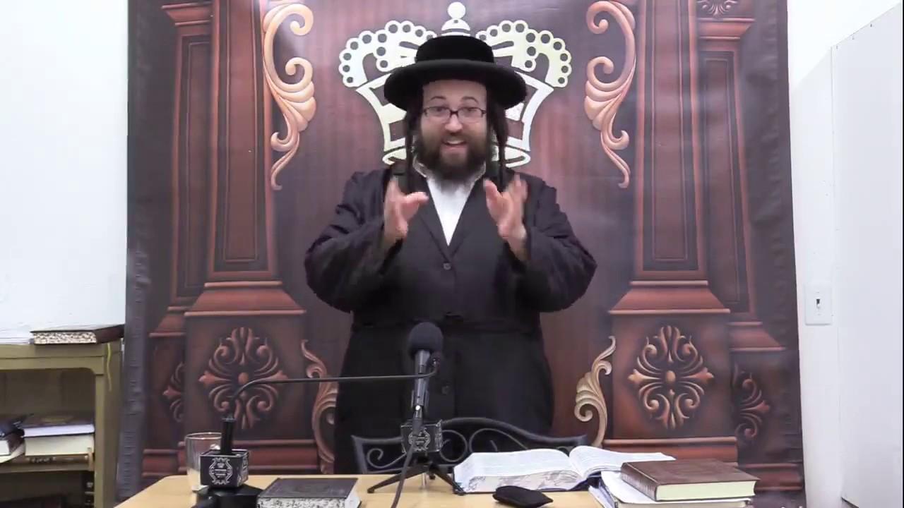 ר' יואל ראטה שיעור בלשה''ק - יהודי פשוט - ד' ואתחנן תשע''ט - R' Yoel Roth