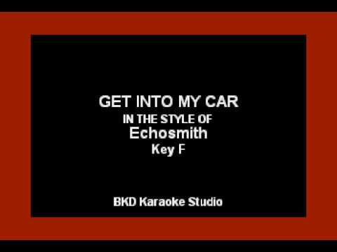 Echosmith - Get Into My Car (Karaoke...