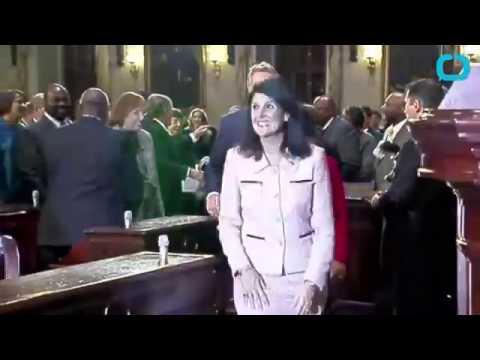 South Carolina Governor Nikki Haley Picked For U.N. Ambassador