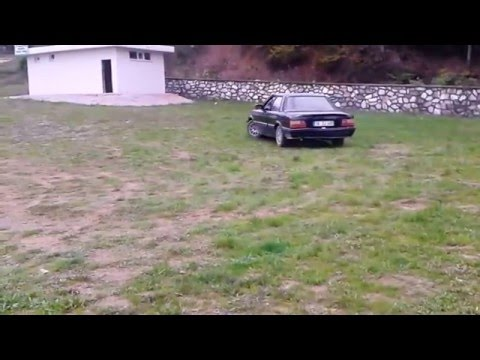 Ford Taunus Eksoz Drift Youtube