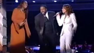 Watch Yolanda Adams I Believe I Can Fly feat Gerald Levert video