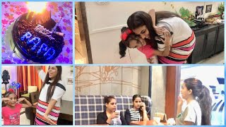 Dads B'Day || VLOG || Fun Time With Miss Anika ||Meeting Besti's ||  Fitness And Lifestyle Channel