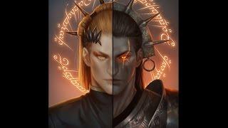 История Средиземья - Саурон 1 часть