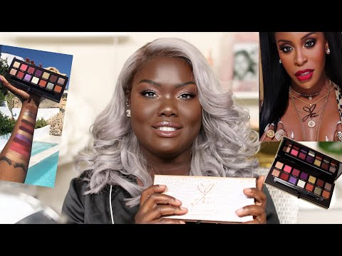 Jackie Aina X ABH Palette Review|| Nyma Tang thumbnail
