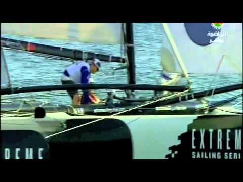 ESS First leg in Muscat at Oman TV Sport تقرير عن الجولة الاولى لسلسلة سباقات الإكستريم في مسقط