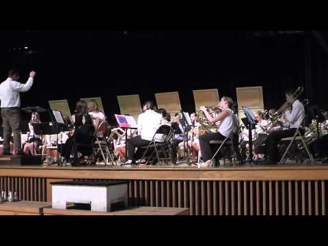 Acadia Middle School Band Concert