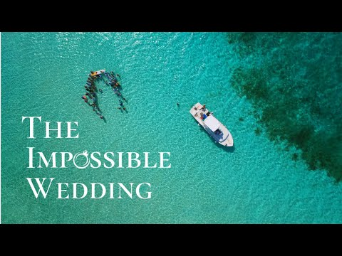 Would You Get Married on a Sandbar in Mexico?