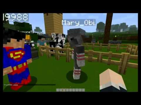 Lets Play Bundes Minecraft Spiele Disziplin Kuhtreiben Teil - Minecraft spielen video