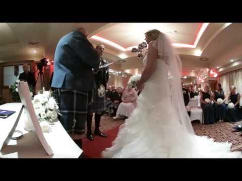 Thomas & Pamela Ceremony - 360/VR - Ingliston Country Club Bishopton 26/11/16