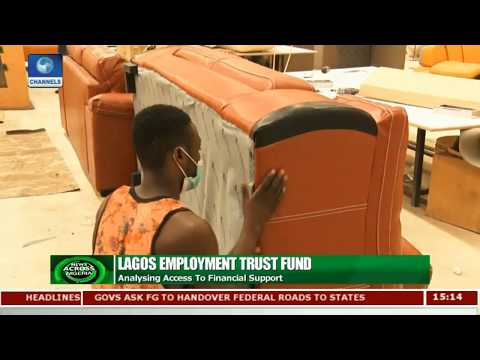 Analysing Access To Financial Support From Lagos Employment Trust Fund